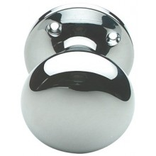 POLISHED CHROME DOOR KNOB