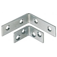 CHAIR ANGLE CORNER BRACE SHELF BRACKET LEFT OR RIGHT VARIOUS SIZES