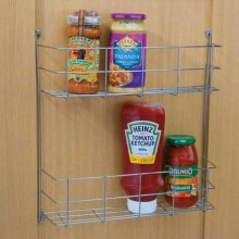 2 TIER SPICE RACK 400MM WIDE