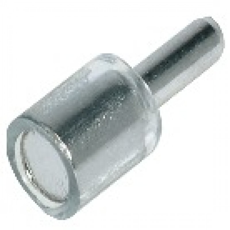 3MM GLASS SHELF SUPPORT PIN PEGS