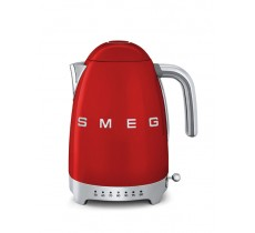 Smeg Red Variable Temperature kettle 50's Retro Style 1.7L KLF04