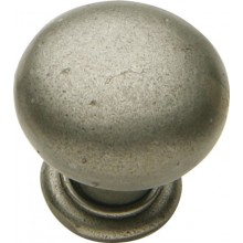 Antique Pewter Finish 35mm Knob