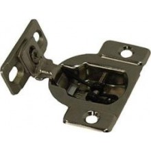 FACE FLUSH HINGE 110 DEGREE INCLUDES CONNECTING MOUNTING PLATE