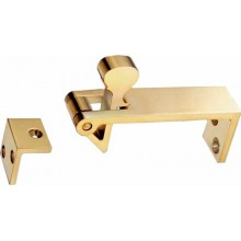 BRASS COUNTER FLAP CATCH